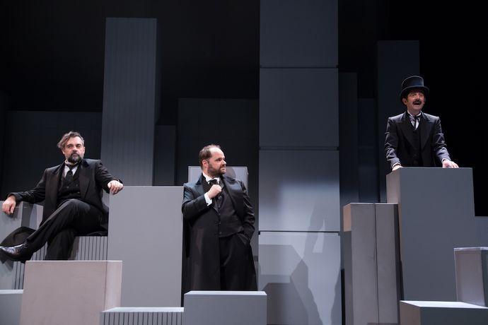Θεατρικές παραστάσεις θέατρο