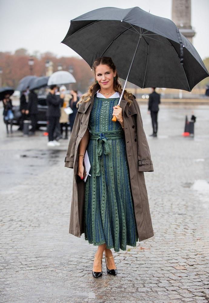 Ευγενία Νιάρχου Dior