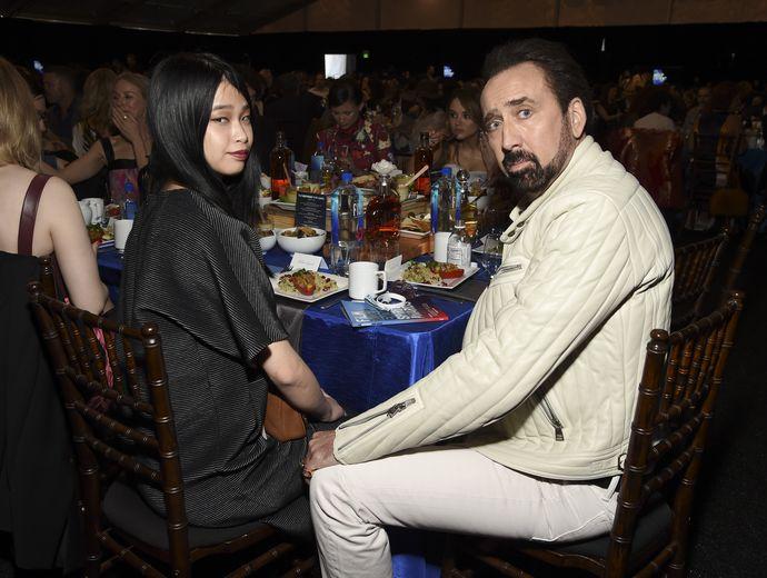 Nicolas Cage Riko Shibata