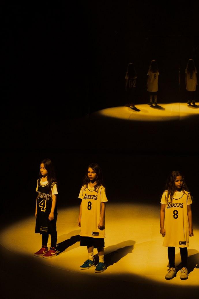 Nike fashion show