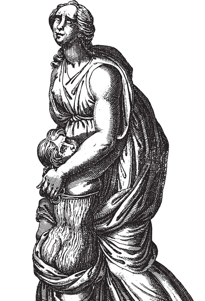 θρυλικές Ελληνιδες μάνες