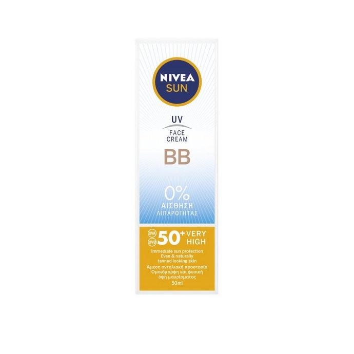 Nivea, Sun UV Face BB Cream SPF50