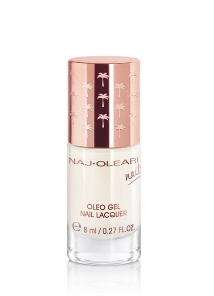 Oleo Gel Nail Lacquer 03 French White 8 ml