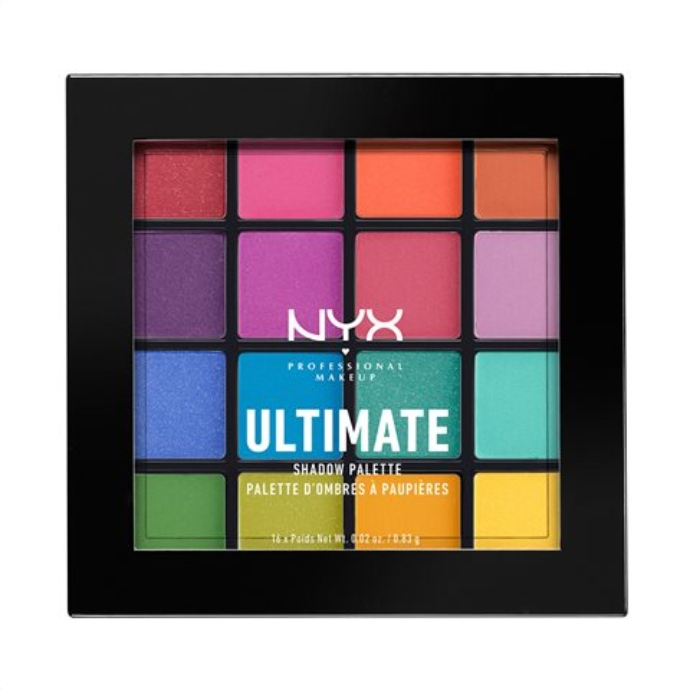 ULTIMATE SHADOW PALETTE NYX