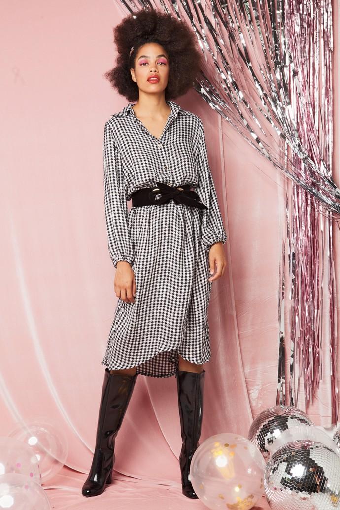 Φόρεμα με print