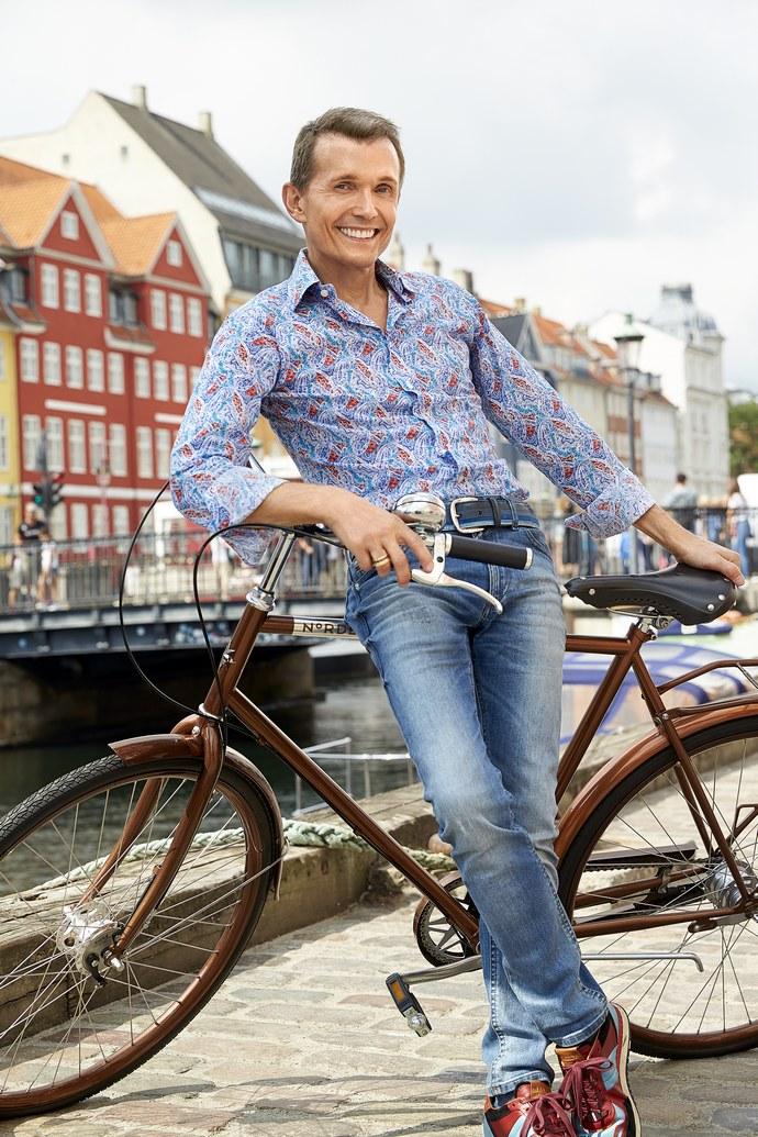 Ole Henriksen στη Δανία