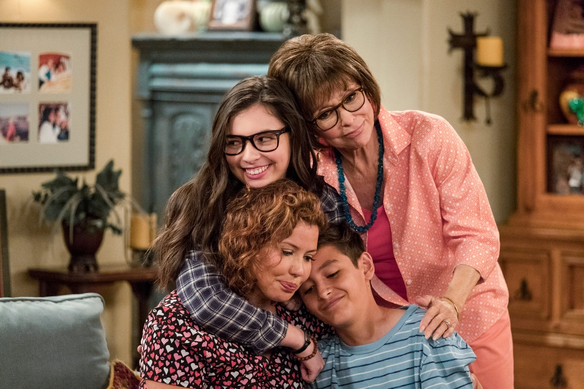 One Day at a Time, Netflix.