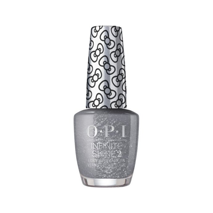 OPI x Hello Kitty Collection Infinite Shine Long Wear Lacquer στην απόχρωση Isn't She Iconic!