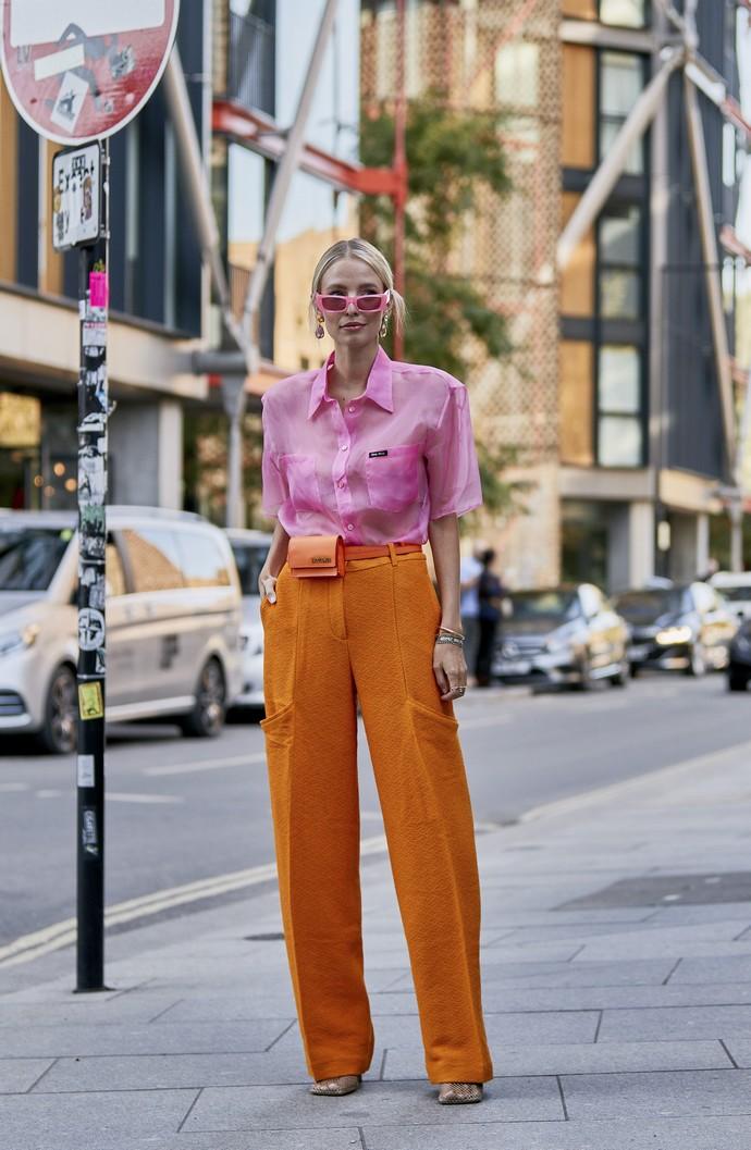 φορέσεις πορτοκαλί