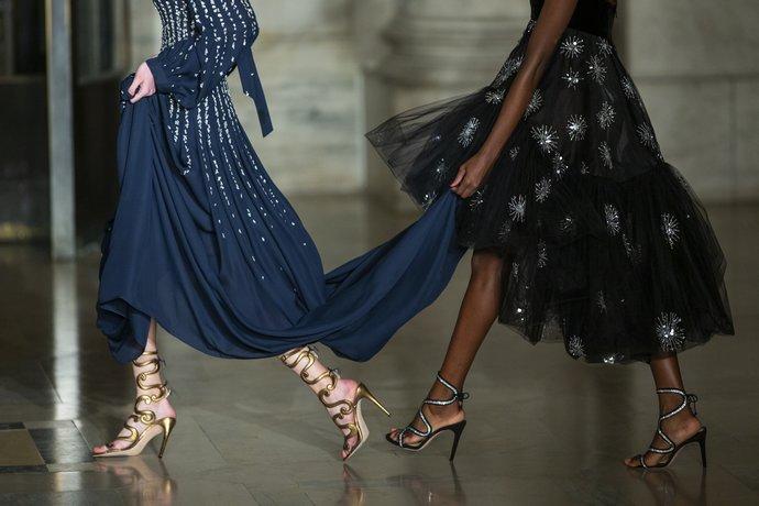 Η συλλογή στην Εβδομάδα Μόδας της Νέας Υόρκης