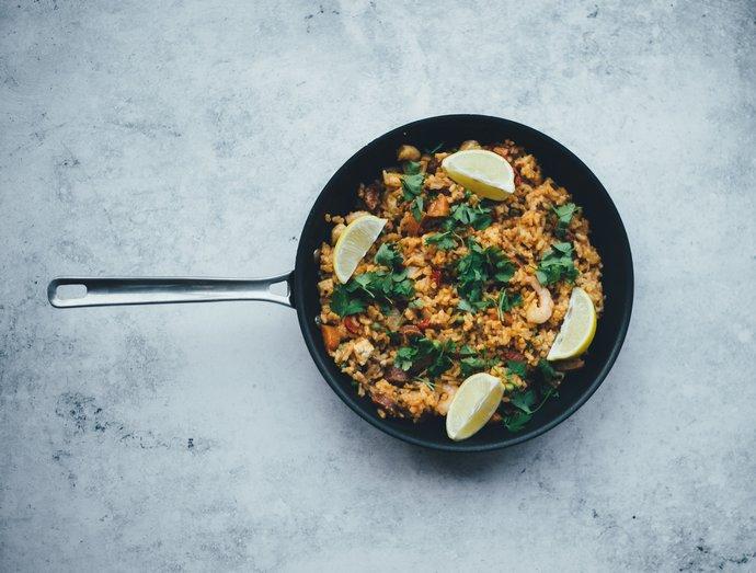 3 συνταγές με θαλασσινά για τη Μεγάλη Εβδομάδα