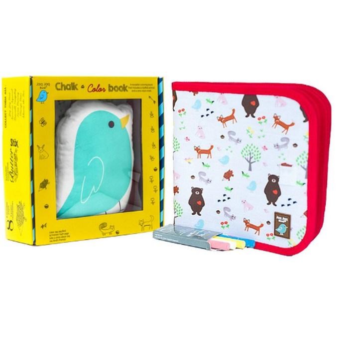 Σετ δώρου Βιβλίο ζωγραφικής - Jaq Jaq Bird