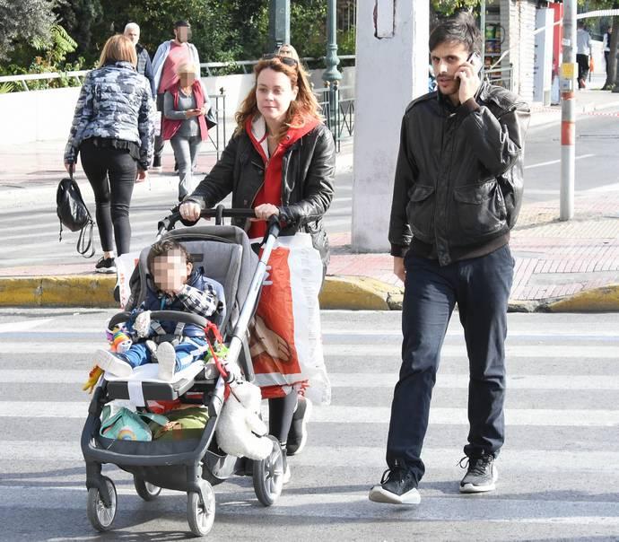 Λένα Παπαληγούρα εγκυμοσύνη