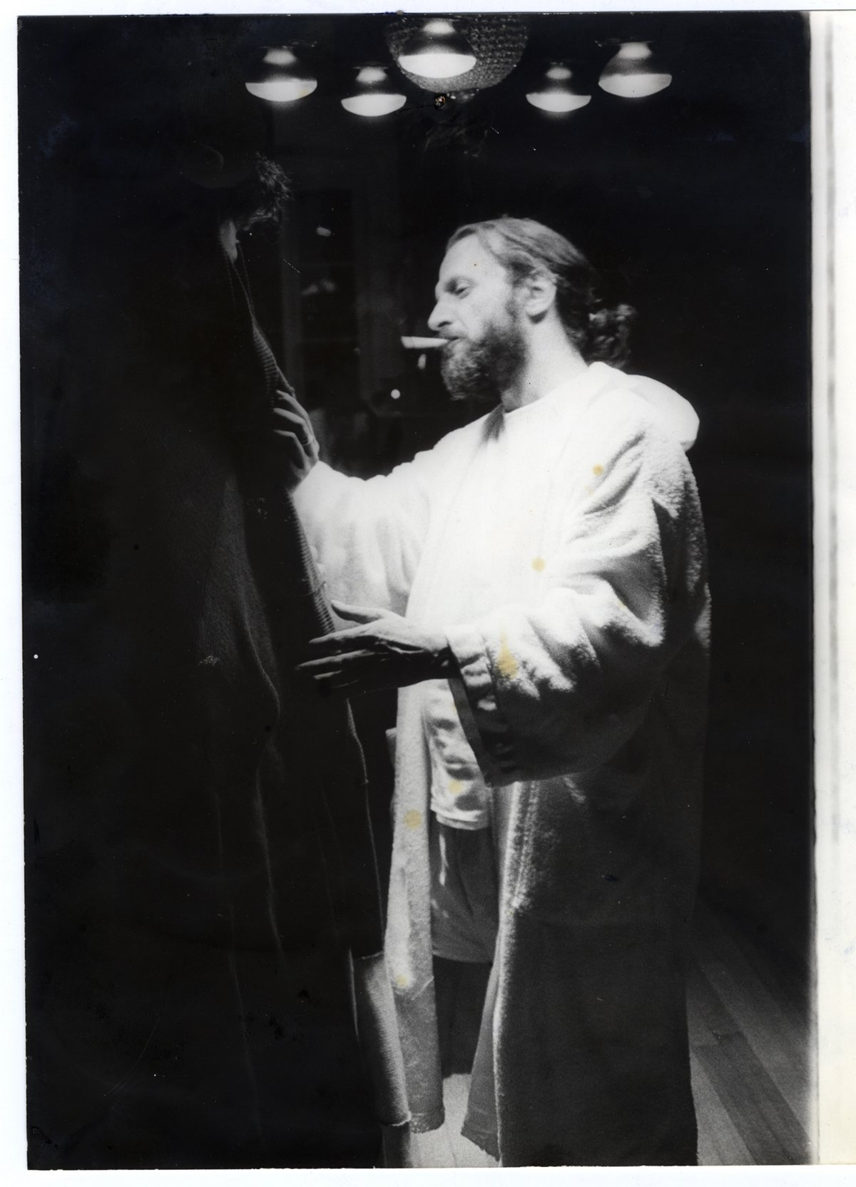 Πορτραίτο του Δημήτρη Παρθένη