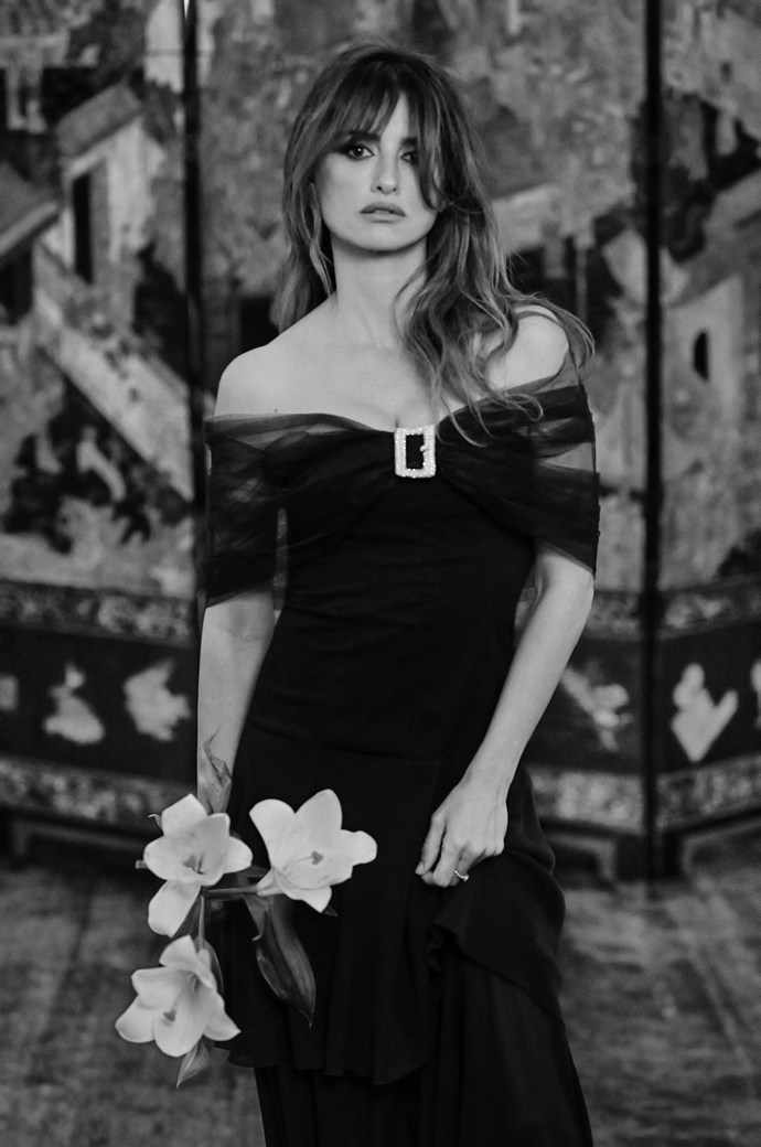 Penélope Cruz Chanel