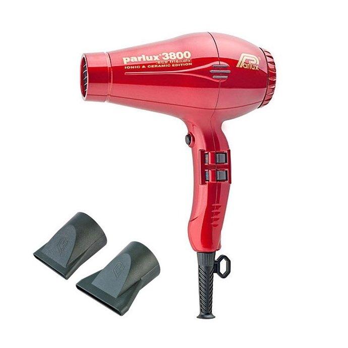 Επαγγελματικό σεσουάρ Parlux 3800 Eco Friendly Red 2100Watt