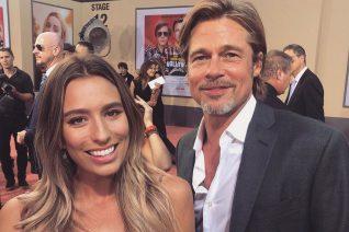 Είναι αυτή η νέα σύντροφος του Brad Pitt;