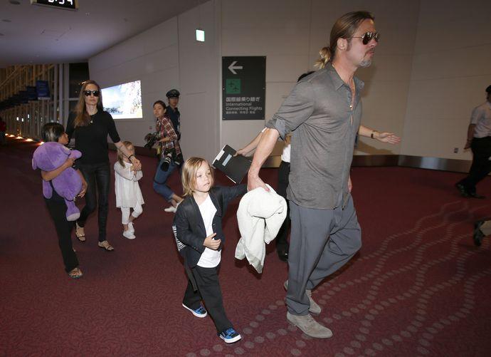 πολλά παιδιά Jude Law