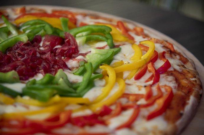 Shamonette pizza