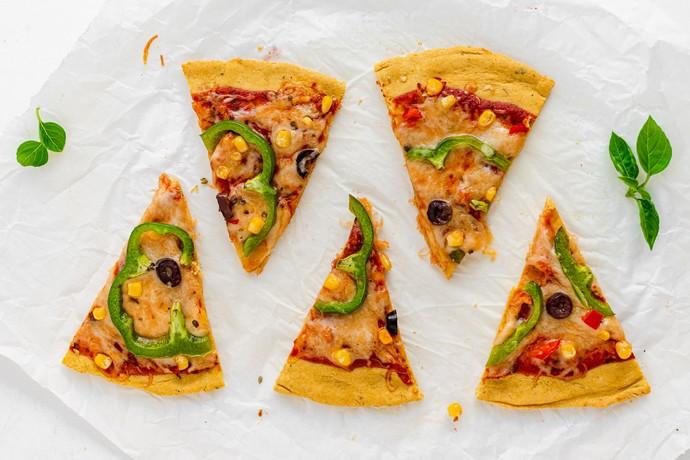 πίτσα υγιεινή