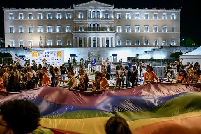 Athens Pride 2021