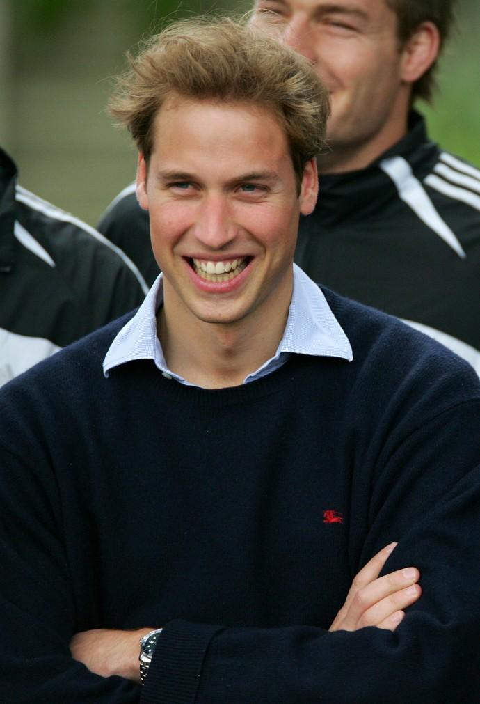 πρίγκιπας William πρίγκιπας George