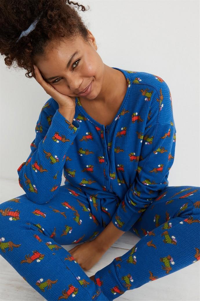 Bαμβακερές πιτζάμες