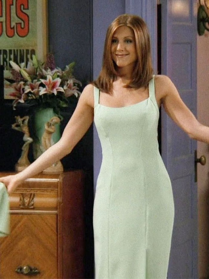 Rachel Green φόρεμα