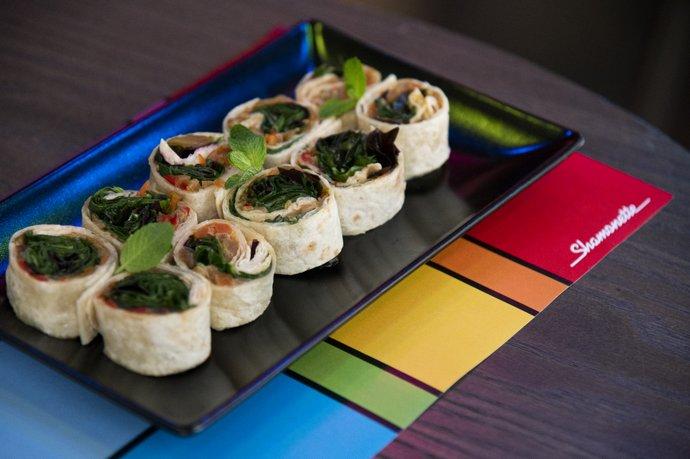Shamonette rolls