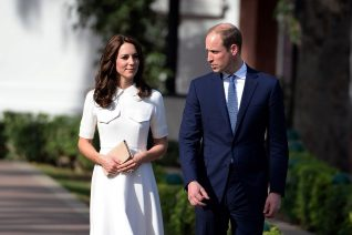 Η Kate Middleton και ο πρίγκιπας William σε απόλυτη στιλιστική αρμονία με τα 3 παιδιά τους