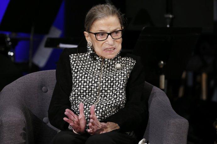 Ruth Bader Ginsburg A