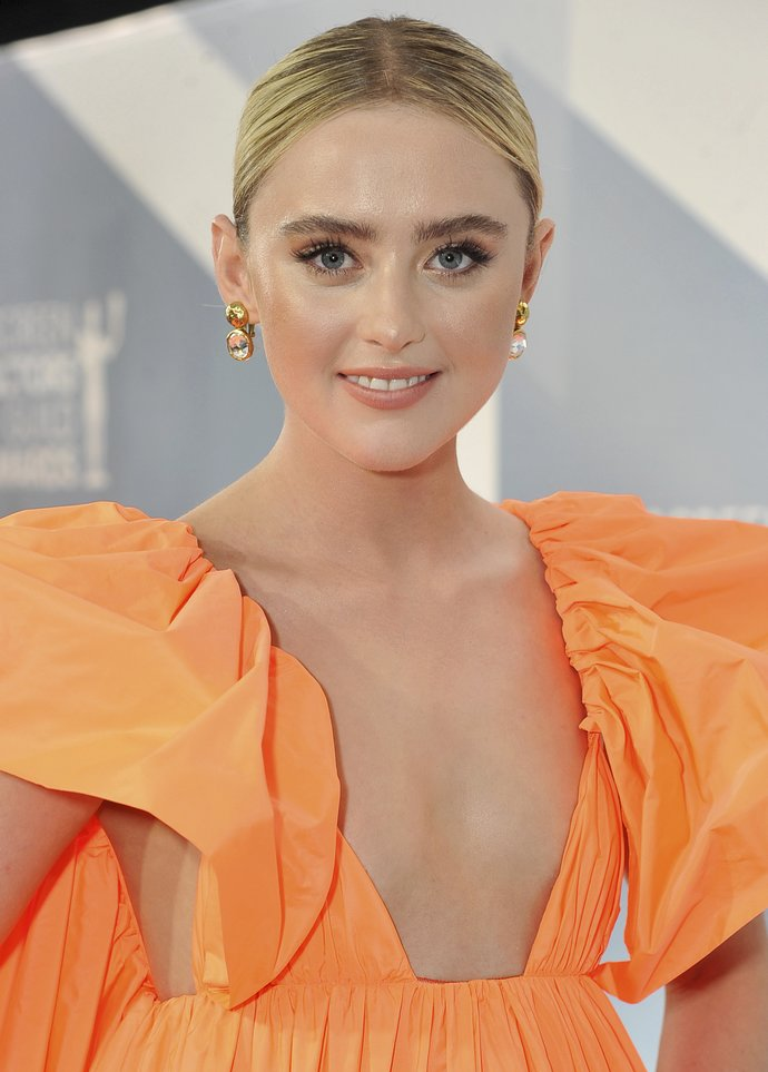 Kathryn Newton arrives at the 26th annual Screen Actors Guild Awards