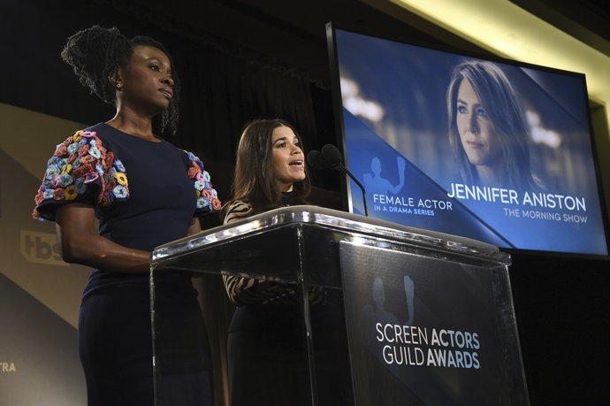 Οι παρουσιάστρες της βραδιάς για τις υποψηφιότητες των SAG Awards 2020