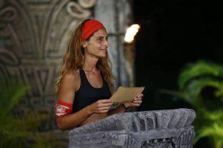 Survivor: Η Ανθή Σαλαγκούδη αποχώρησε και το Twitter έστησε γλέντι τρικούβερτο