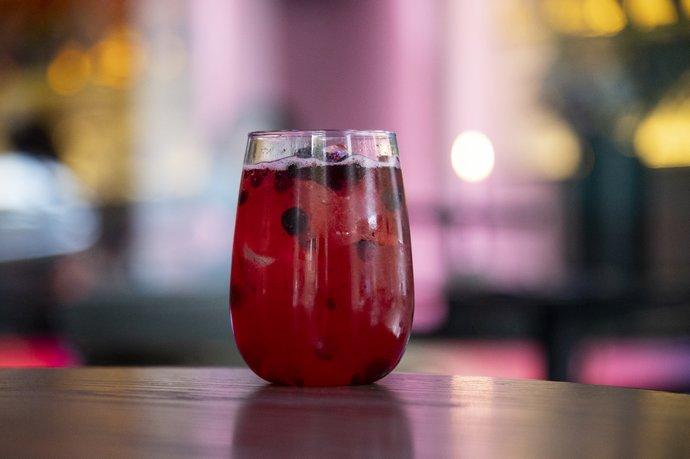 Shamonette cocktail