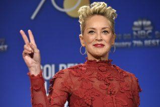 Η Sharon Stone έχει 3 γιους. Δίπλα στο βασικό, βάλε και μητρικό ένστικτο