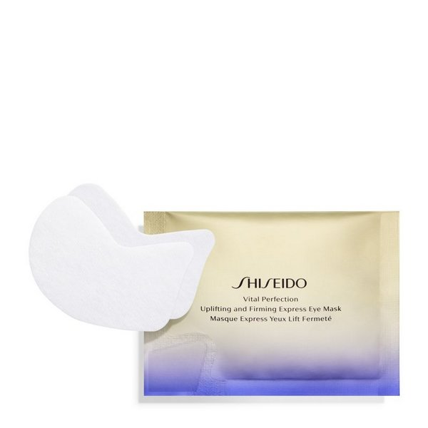 Shiseido Vital Perfection Uplifting And Firming Express Eye Mask