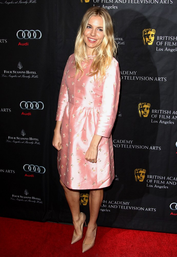 Sienna Miller fashion icon