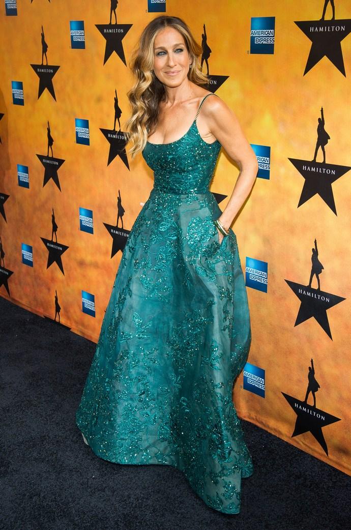 Sarah Jessica Parker iconic εμφανίσεις