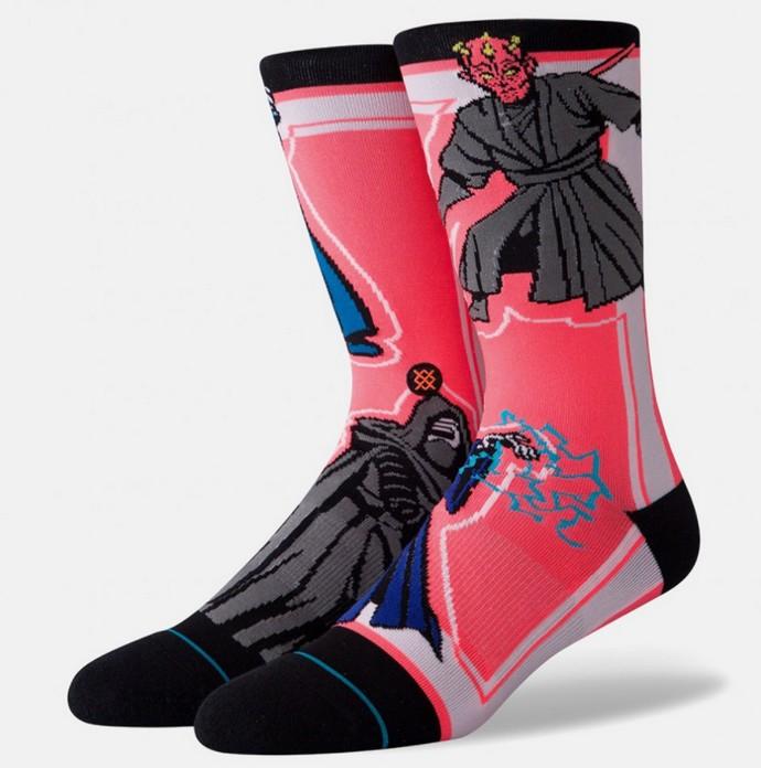 Κάλτσες με τύπωμα