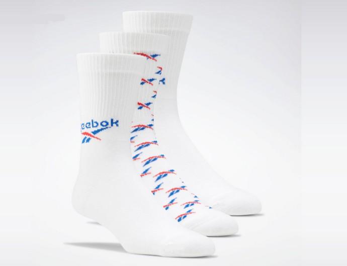 Αθλητικές κάλτσες με logo