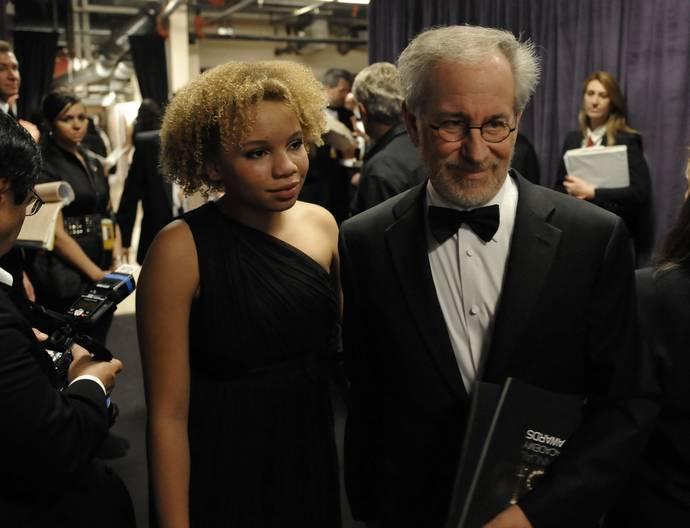 Steven Spielberg Mikaela κόρη