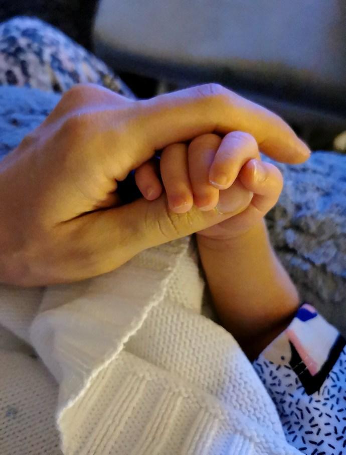 πρώτες μέρες με το μωρό στο σπίτι