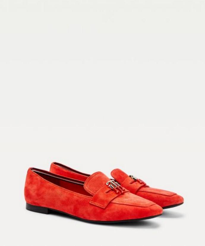 Loafers με μονόγραμμα