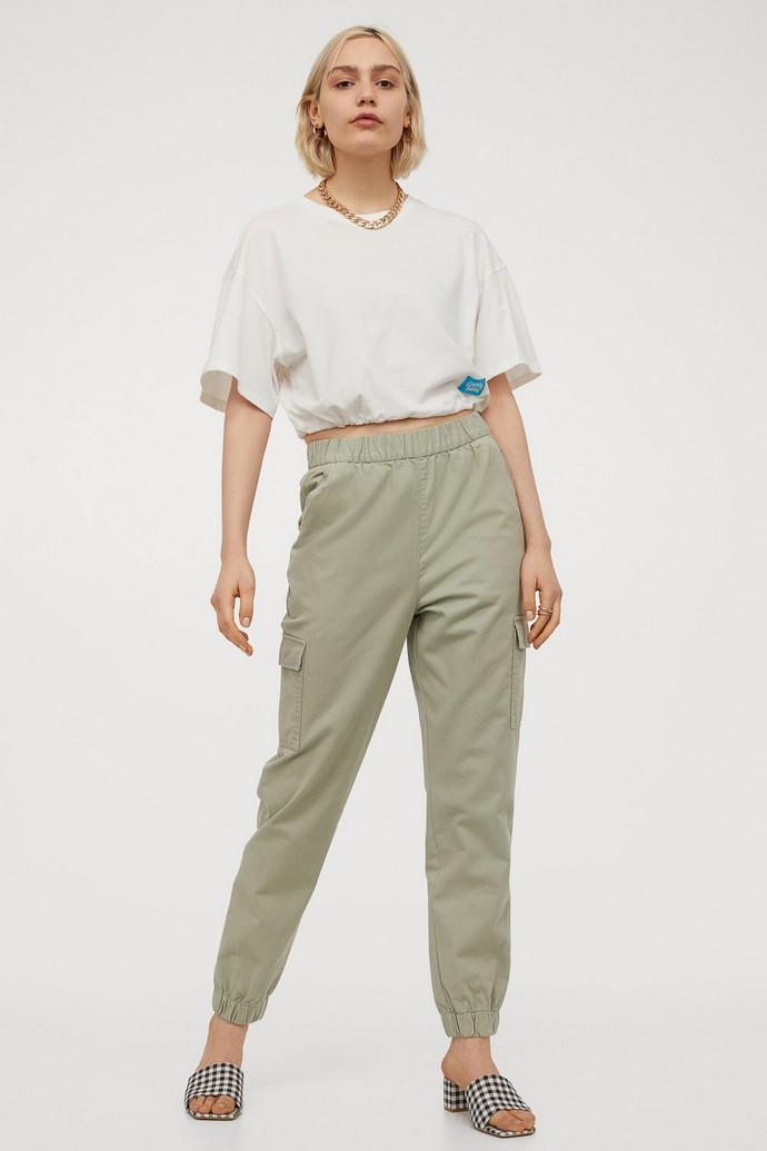 Cargo παντελόνι με τσέπες
