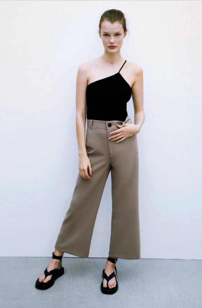 Παντελόνα culottes