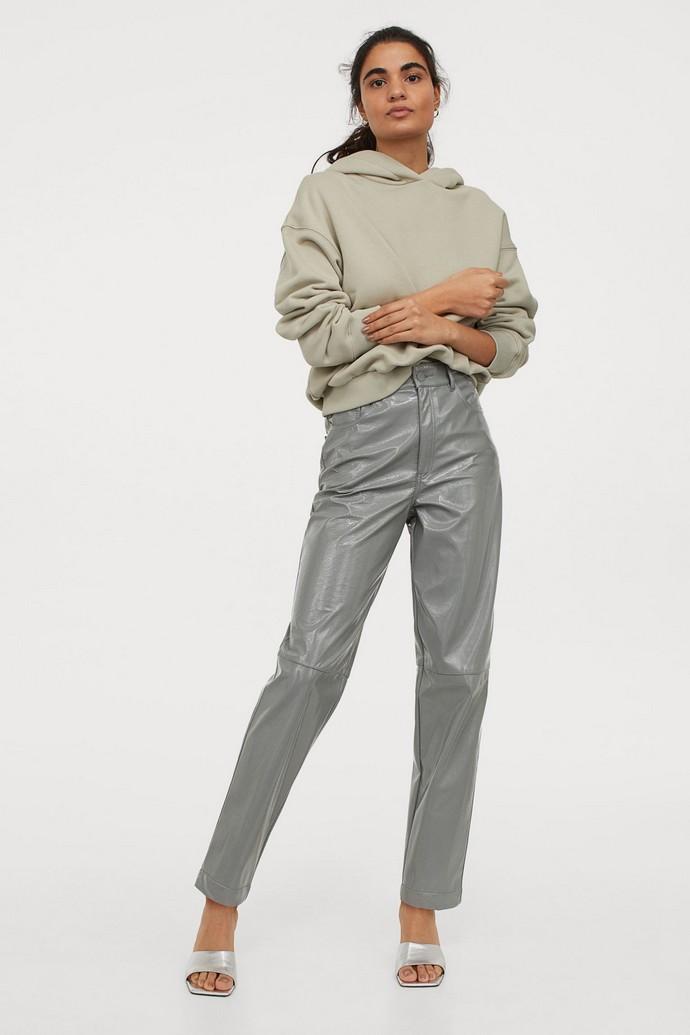 Παντελόνι από δερματίνη