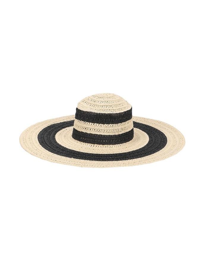 Ριγέ καπέλο