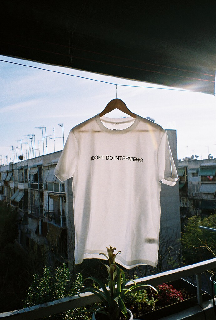 Τ-shirt με τύπωμα