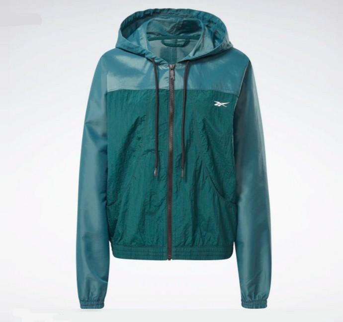 Αντιανεμικό jacket με κουκούλα